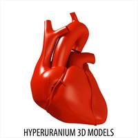 c4d heart