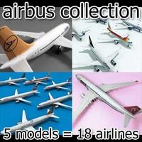 3d airbus 310