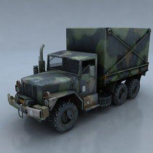 m35 m35a3 3d model