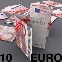 10 euro 3d 3ds