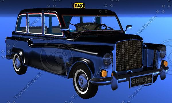 lwo london cab