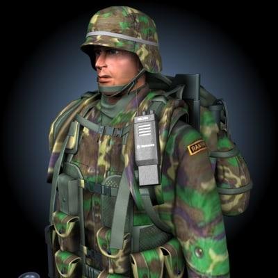 max soldier s ranger
