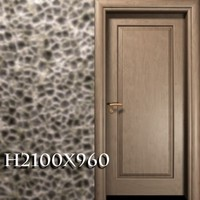 maya interior door