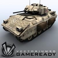 bradley m2a2 tank - lwo