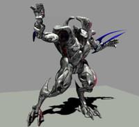 robot obj