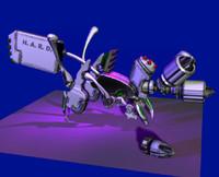 maya robot