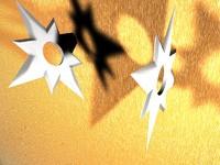 throwing star c4d free