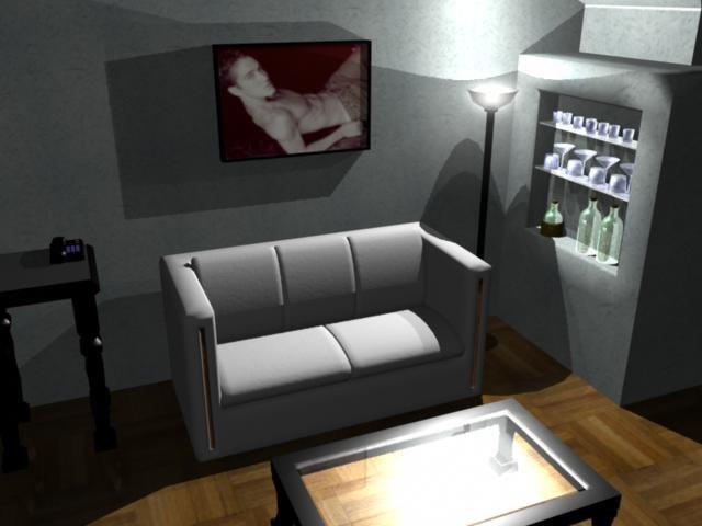 maya room couch