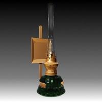 oil lamp 3ds