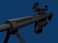 Barret M82a1 - Light Fifty (ver.0.95)