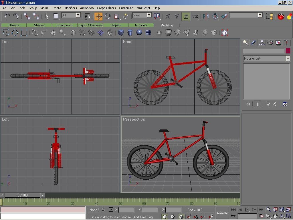 free max mode bicycle