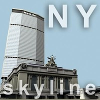 NY skyline - metlife building & grand central terminal.zip