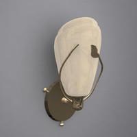 wall lamp model