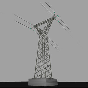 3d lattice tension power