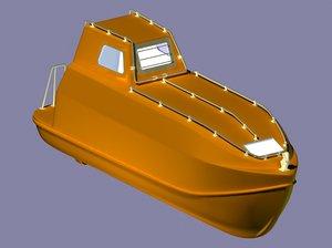 maya life boat