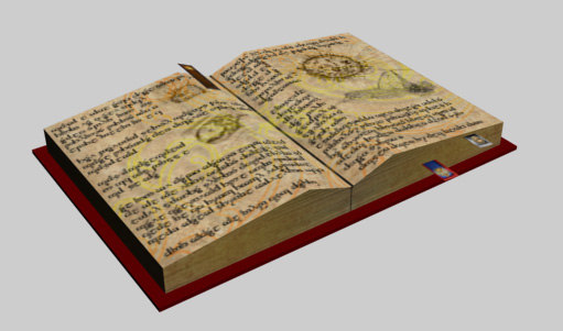 spell book max