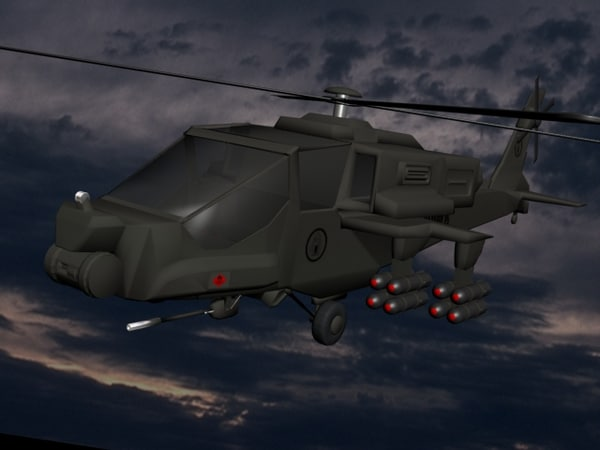 free max model hazard 15 helicopter