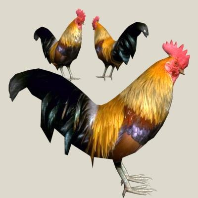 3ds max cock