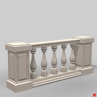 Balustrade005_max.ZIP