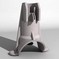 valve element 3d model
