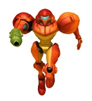 samus aran version 3d studio