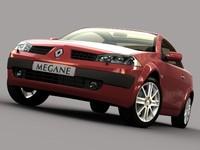 Renault Megane II Coupe-Cabrio