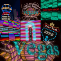 Vegas Neon Collection