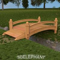 Garden Bridge #1