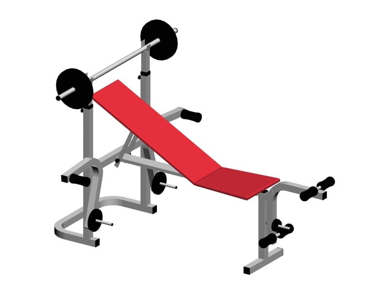 max weights bench