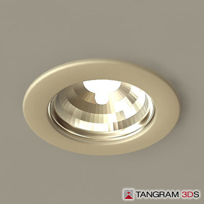 max recessed light