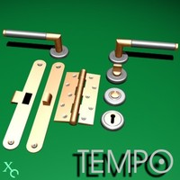 Door handle-knob Tempo.zip