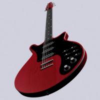 Guitar (Brian May Sig)