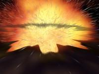 free max model small explosion
