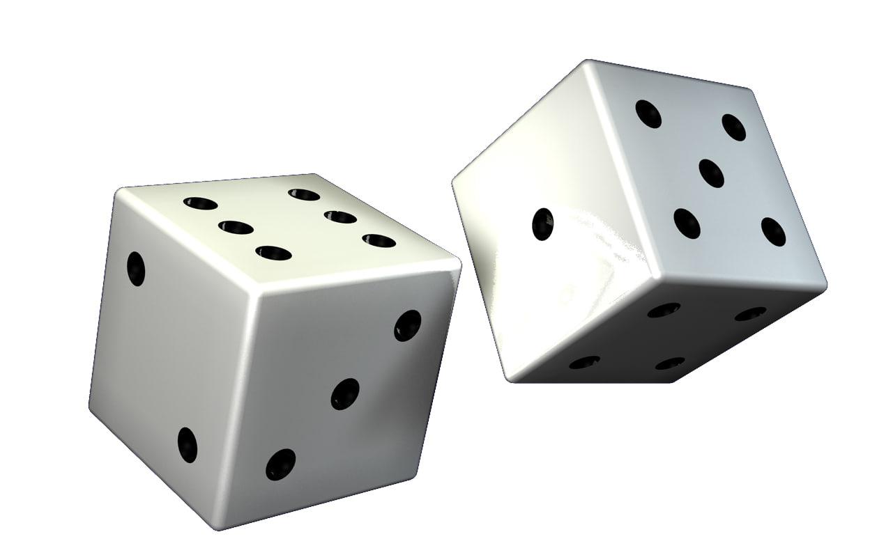 3d dice