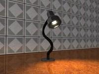 Adjustable Lamp.c4d