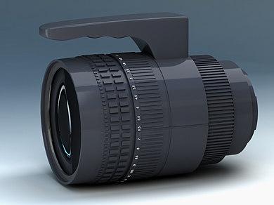 telephoto lens max