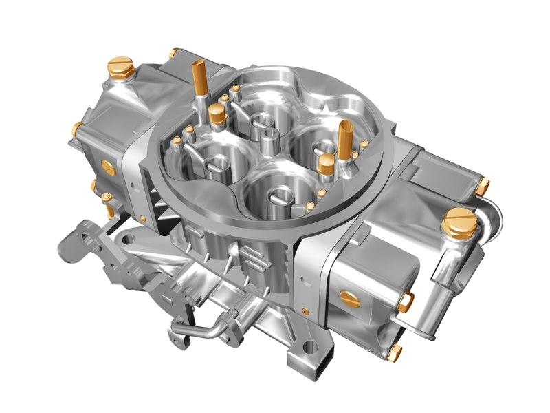 3ds holly carburetor