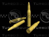 M-16 Bullet