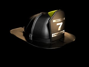 fireman helmet max