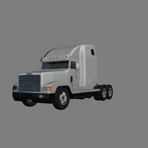 18 wheeler semi truck max