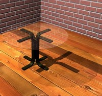 glass table 3ds