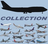 Boeing 747-400 Collection