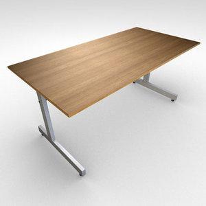 3d ikea office table