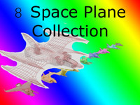 8 SpaceFighters Collection