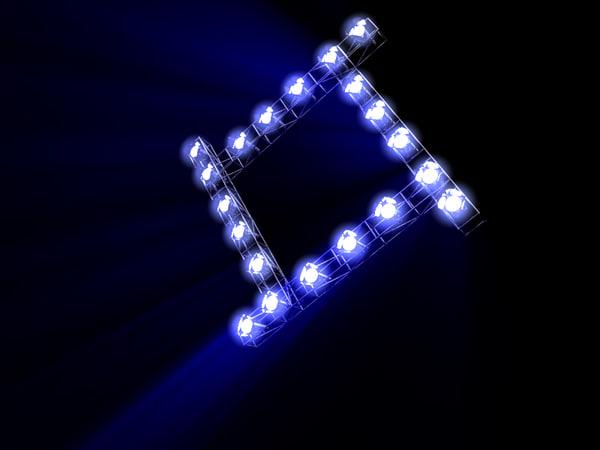 lighting concerts events 3d model