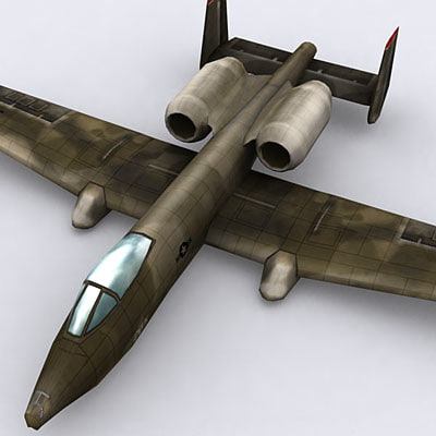 modern military aircraft 3d 3ds
