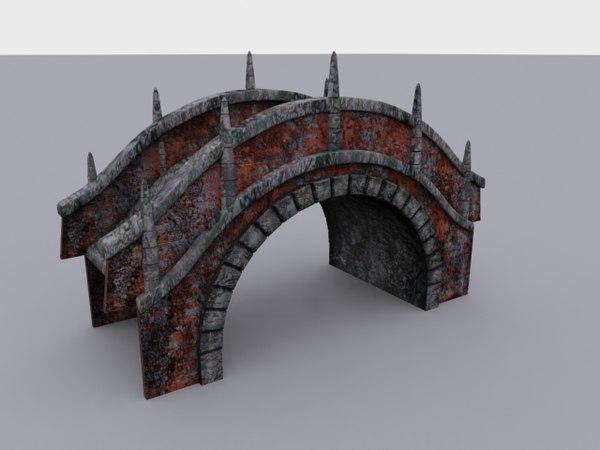 bridge 3d max
