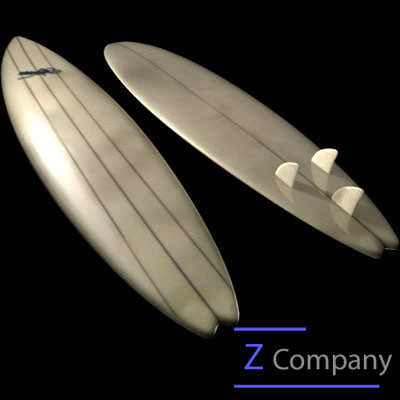 obj surf
