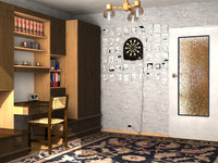 max realistic room