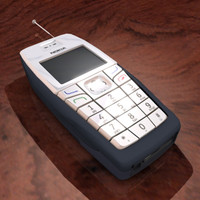3ds max cell phone